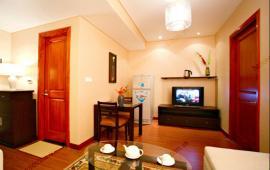 Cần cho thuê căn hộ tại tòa Lancaster Núi Trúc, 1 phòng ngủ, đủ đồ giá cho thuê 19.5tr/tháng