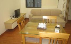 Cho thuê căn hộ dịch vụ ở Đào Tấn, căn 01 PN, dt 45m2, giá 14.81 triệu/tháng