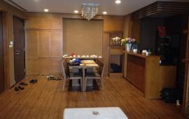 Cho thuê CH tại Keangnam tòa diện tích 140m2, 3 phòng ngủ, full nội thất, giá 26.19 tr/th