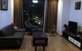 Cần cho thuê căn hộ tại tòa Home City Trung Kính, 2 phòng ngủ, 80m2, đủ đồ, giá 14tr/th
