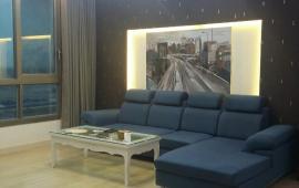 Cho thuê căn hộ 3 phòng ngủ đẹp nhất tại tòa Mỹ Đình Sông Đà, đối diện Keangnam, giá 16tr/th