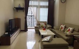 Cho thuê CHCC Hoàng Thành Tower, tầng 16, 120m2, 2 phòng ngủ, nội thất tốt 32 tr/tháng