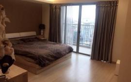Cho thuê CH Hoàng Thành Tower, 128m2, 2 phòng ngủ, đủ nội thất 33tr/tháng
