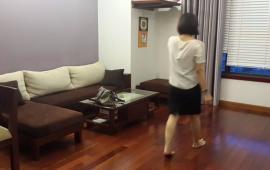 Cho thuê chung cư 29T2 - n05, Hoàng Đạo Thúy, full đồ, 155m, 3 ngủ, 15 triệu/ tháng