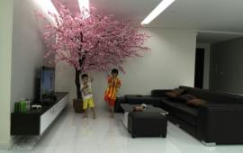Cho thuê CHCC Golden Land tầng 21, 111 m2, 3 phòng ngủ