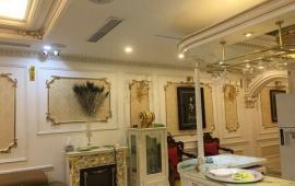 Cho thuê CHCC Hà Đô Park View tầng 25, 128m2, 3 ngủ, đủ đồ. 17tr/th, LH 0936325238