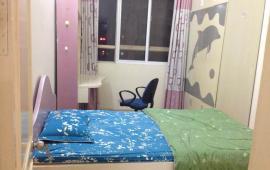 Cho thuê căn hộ chung cư D11 Trần Thái Tông, Cầu Giấy, diện tích đến 90m2, 2 phòng ngủ, đủ đồ đẹp