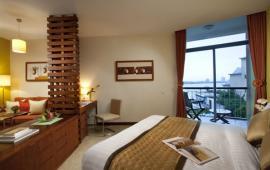 Cho thuê căn hộ dịch vụ, chỉ xách vali vào ở tại Hà Nội