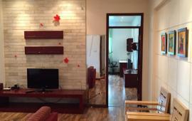 Cho thuê căn hộ chung cư FLC 36 Phạm Hùng, 2 ngủ, đủ đồ giá 12tr. LH: 0983989639