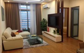 Cho thuê căn hộ FLC Phạm Hùng 98m2, 3PN không đồ 10tr/th, LH 0983989639