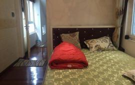 Cho thuê nhà 6 tầng trong ngõ Trần Quốc Toản Dt30m2 giá 20tr/tháng đủ đồ