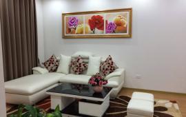 Cho thuê CHCC Hà Đô park view tầng 21, 128m, 3PN, đủ đồ. Giá 16tr/th, LH 0936325238