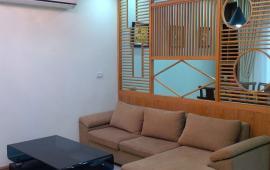 Cho thuê chcc Golden Land tầng 21, 94m2, đầy đủ nội thất, 12tr/th. Lh: 0164 884 0565