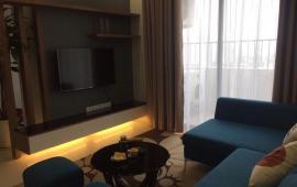Cho thuê CHCC Trang An Complex tầng 18, 110m2, 3 phòng ngủ, đủ nội thất mới 12tr/tháng