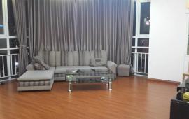 Cho thuê căn hộ 2PN đủ đồ chung cư 28 tầng Làng Quốc Tế Thăng Long- Trần Đăng Ninh, giá 13tr/th