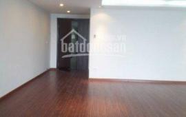 Cho thuê căn hộ 128m2 chung cư 335 Cầu Giấy, 3 PN, có điều hòa, tủ bếp, 10tr/ tháng