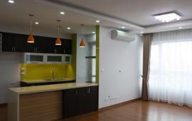 Cho thuê chung cư 27 Lạc Trung 2 phòng ngủ nội thất cơ bản