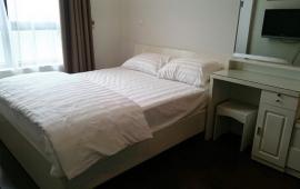 Cho thuê căn hộ chung cư 671 Hoàng Hoa Thám. DT 104m2, 2N full đồ, giá thuê 17tr/th