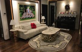 Cho thuê căn hộ chung cư số 6 Nguyễn Công Hoan, 118m2, 3PN, đủ đồ