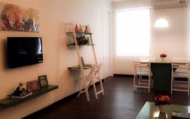 Cho thuê căn hộ chung cư 18 Phạm Hùng, 70m2, 2 phòng ngủ đủ đồ đẹp. 12 triệu/tháng