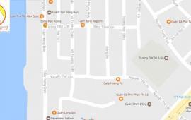 Bán 190m2 đất đường Nguyễn Thế Lộc,Đà Nẵng cách đường Trần Hưng Đạo 150m