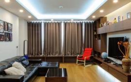 Cho thuê căn hộ CC Ngọc Khánh Plaza, 111m2, 2PN, full, 14 triệu/th, LH: 0919.863.630
