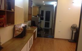 Cho thuê căn hộ 2 phòng ngủ tại Rice City Linh Đàm, có đồ cơ bản