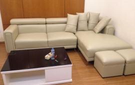 Cho thuê căn 2 phòng ngủ ở VP6 Linh Đàm, đủ đồ chỉ việc đem quần áo vào ở
