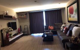 Cho thuê CHCC Chợ Mơ Plaza, 140m2, 3 phòng ngủ, đủ nội thất 15tr/tháng, LH: 0918441990
