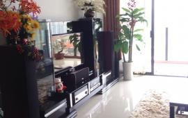Cho thuê căn hộ M3- M4 Nguyễn Chí Thanh, DT 122m2, 3 PN, đủ đồ, giá 13 tr/th. LH 0914.14.2792