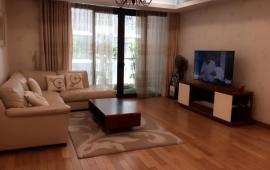 Cho thuê căn hộ IPH Indochina Plaza, Xuân Thủy 112m2 3 phòng ngủ đủ đồ 34 triệu/tháng