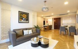 Cho thuê CHCC Vincom Center Bà Triệu, tầng 18,  132m2, 2 phòng ngủ, nội thất đẹp 30tr/tháng LH: 0918441990