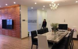 Cho thuê căn hộ chung cư Dimond Flower- Handico 6, 3 ngủ, đủ đồ, 26trđ
