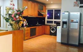 Cho thuê gấp căn hộ Sudico - Mỹ Đình Sông Đà, dt 105m2, 3 phòng ngủ, đủ đồ. 0936381602