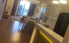 Tôi cần cho thuê căn hộ tại tòa Ngọc Khánh Plaza, diện tích 112m2, 2PN, full nội thất. Giá: 14tr/th
