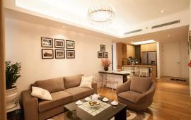 Cho thuê căn hộ Thăng Long Number One, căn góc 131m2, view đẹp. Giá 17.65 triệu/tháng