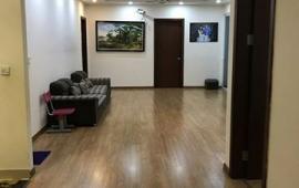 Cho thuê căn hộ chung cư Hồ Gươm Plaza, Hà Đông, 132m2, căn góc, 3 phòng ngủ, đủ đồ, 10 triệu/tháng
