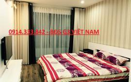 Cho thuê căn hộ chung cư Royal City căn góc 12 tr/tháng (view vườn hoa)