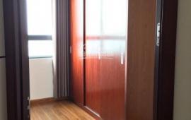 Cho thuê CHCC Tràng An Complex, tầng 12, 105m2, 3 ngủ, căn góc, đủ nội thất, 16 triệu/th 0914333842