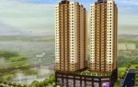 Cho thuê CHCC Housinco Lương Thế Vinh DT 96m2, 03 phòng ngủ - Giá 8tr/tháng, LH 0989848332