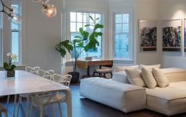 Cho thuê căn hộ tầng 28 tháp A chung cư Mipec Riverside, quận Long Biên