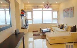 Cho thuê căn hộ mới 2PN tại Mipec Riverside. LH: 0934 555 420