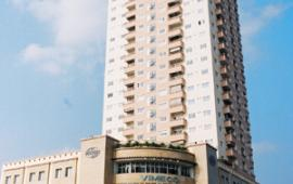 Cho thuê CHCC Vimeco Phạm Hùng DT 80m2, 02 phòng ngủ, đủ đồ - Giá 10tr/tháng LH 0989848332