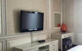 Cho thuê căn hộ chung cư tòa Park 3 , Times City  75m2,  2PN, Full nội thất, 13triệu/tháng - 01635470906.
