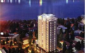 Cần cho thuê căn hộ chung cư Lạc Long Quân 67m2 view hồ Tây - 14 triệu/tháng full nội thất