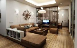 Cho thuê căn hộ chung cư 173 Xuân Thủy, 90m2, căn góc, đủ đồ, 14trđ, LH 094.248.7075