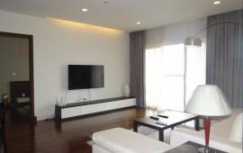 Cho thuê căn hộ ở B.I.G Tower Phạm Hùng. Diện tích 130m2