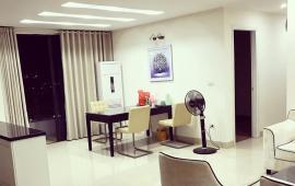 Chính chủ cho thuê gấp căn hộ 132m2, tòa C, chung cư Golden Land đủ đồ giá 13tr/th