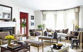 Cho thuê căn hộ chung cư tại 170 Đê La Thành, 3 phòng ngủ, full đồ giá 14tr/th