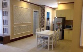 Chung cư 27 Huỳnh Thúc Kháng hiện đang cho thuê CHCC với 3 phòng ngủ, nội thất đầy đủ, giá cho thuê 14.5 triệu/ 1 tháng